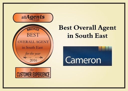 Best Overall Agent in Greater South East Bronze 2016