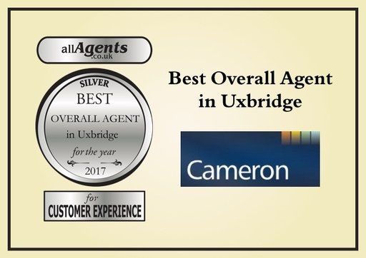 Best Overall Agent in Uxbridge Silver 2017
