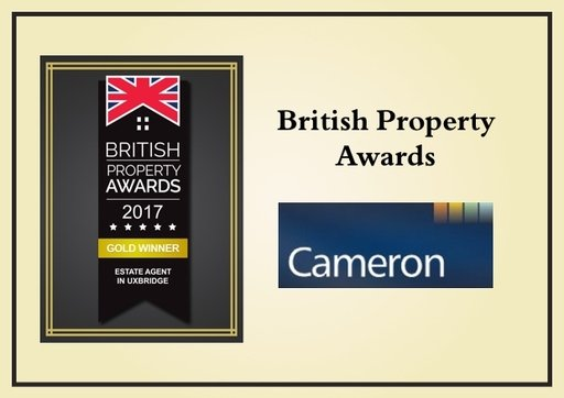 British Property Awards Gold 2017